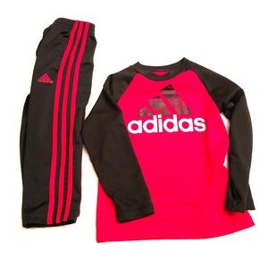 Boys 3T Adidas Shirt and Pants